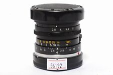 Leica Elmarit 28mm F/2.8 Lens Version II