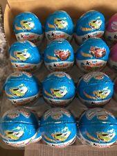 12 x Huevos Kinder Sorpresa Hot Wheels Niños Juguetes De Edición Limitada