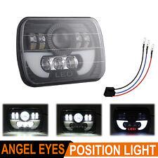 5x7 7x6 inch Headlight Square Bright Light LED Beam DRL for Toyota Pickup Truck