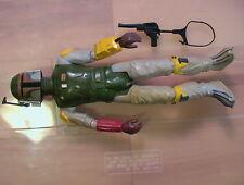 "Star Wars VINTAGE 1980 12"" Boba Fett Collector Series Incomplete C-6 Kenner!!!!!"