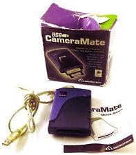 USB CameraMate Camera Mate Digital Film Reader for PCs and Macs Microtech