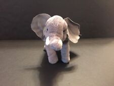 Discovery Kids Plush Aru The Elephant Stuffed Animal 2002 Woolrich With Tags