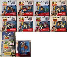 Toy Story-Figuren Ovp-Disney Pixar-Mattel Select: Buddy Pack