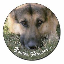 German Shepherd 'Yours Forever' Fridge Magnet Stocking Filler Christm, AD-G43yFM