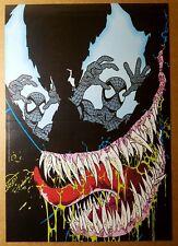 New ListingVenom Spider-Man Marvel Comics Poster by Erik Larsen