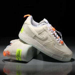 "Nike Air Force 1 EXPERIMENTAL ""WHITE"" CV1754-100 Authentic US 5-12 Men"