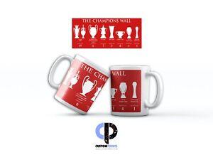 LFC Champions Wall Mug