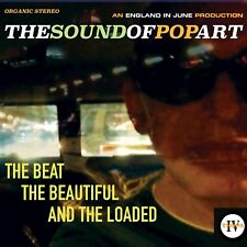 The Sound Of Pop Art - The Beat The Beautiful And The Loaded - Digipack CD New