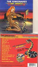 THE KINGSNAKES Hot Snakes!  LIVE Copperfields GREAT Syracuse BLUES free shipping