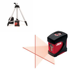 SKIL 8201-CL NEW Self-Leveling Cross Line Laser with Tripod and Case