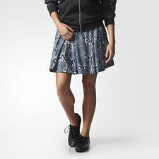 adidas Originals Womens LA Snakesin Print Skirt   AB2622