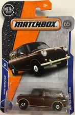 Matchbox 2018 MBX Service Austin Mini Van 8 of 20 brown 27 of 125 New In Pack