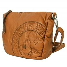Disney Mickey Mouse Vintage Pattern Purpose Shoulder Bag Cross Body Mini Handbag
