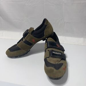 Specialized Sport Suede Mountain Bike Cycling Shoes Men's US Size 14 / 48