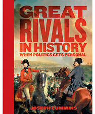 Great Rivals in History by Joseph Cummins (Paperback, 2008) Like New Book