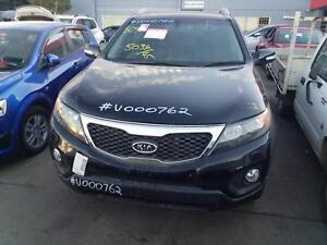 KIA SORENTO 2010 VEHICLE WRECKING PARTS ## V000762 ##