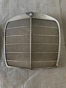 Mercedes Benz Front Grill W105, W120, W121, W180. 180. 190. 220.