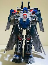 ULTIMATE OPTIMUS PRIME Transformer TRAILER ONLY DARK OF THE MOON Incomplete