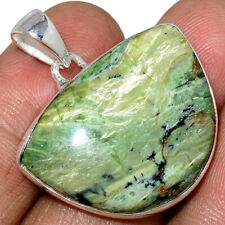 Imperial Opal - Tanzania 925 Sterling Silver Pendant Jewelry AP196869