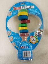 "True Balance Handheld Wooden Toy by Excite ""STEM"" Coordination, Fine Motor Skill"
