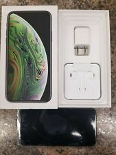 Apple iPhone XS - 512GB - Silver (Unlocked) A1920 (CDMA + GSM)