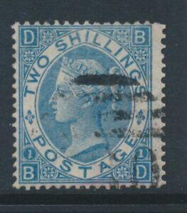 GB 1867 SG 118 good used pl.1 cat. £225
