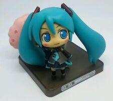 "Vocaloid 2"" Chibi Character Figure - Miku Hatsune Sega 2009 FREE SHIPPING!"
