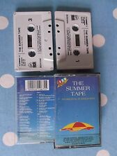 NOW THAT'S WHAT I CALL MUSIC ~ THATS THE SUMMER TAPE~RARE RETRO DOUBLE CASSETTE