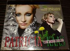 PATRICIA KAAS INTROUVABLE COFFRET LUXE DOUBLE DVD CAR MUSIC IMPORT NEUF SCELLE