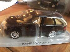 1:43 Del Prado Range Rover Sport schwarz/black VP