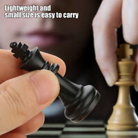 32pcs White & Black Standard International Chess Replacement Tournament Chessmen