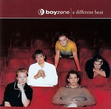 BOYZONE : A DIFFERENT BEAT / CD - TOP-ZUSTAND