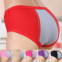 Lady Menstrual Period Leakproof Physiological Pant Briefs Seamless Panties BL