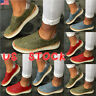 Women Breathable Slip On Trainers Pumps Ladies Summer Casual Comfy Loafers Shoe