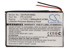 Battery for Plantronics K100,  Sony MDR-DS6500,  MDR-XB950BT Replace