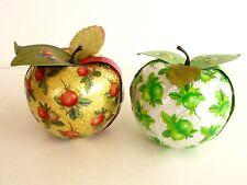 2 Grosses pommes Fizzer pour le bain - Parfum fruit -   1 pomme pour 4 bains -