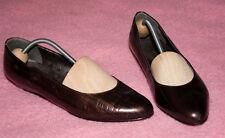 HÖGL ♥ Ballerina ♥ Schuhe ♥ Gr. 6  / 39 ♥ *TOP* ♥ schlicht ♥ echtes Leder ♥
