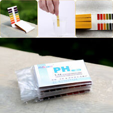 983e 1-14 Ph Test Strips CAS Paper for Lab Experiment Cosmetics Water Saliva