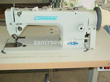 Consew upholstery Walking Foot Industrial Sewing Machine with Table and Servo...