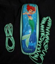 Disney The Little Mermaid Ariel Princess Green Land Line Telephone Phone USED