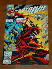 Daredevil #313 VF/NM 9.0 Marvel Comics The Man Without Fear Go To Blazes