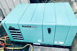 Generator ONNAN 4000 Cummins Onan RV QG