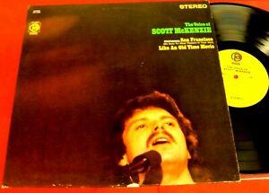 """Scott McKenzie  """"THE VOICE OF SCOTT McKENZIE""""  1967, ODE Z12 44002   VG++/VG++"""