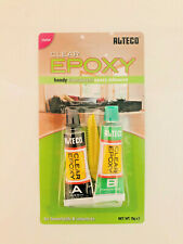 MUST HAVE - Der ORIGINAL Alteco CLEAR Epoxy, TRANSPARENT - Epoxykleber 30g