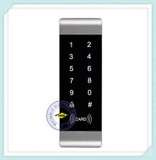 Touch Keypad 1K user EM4100 125Khz card reader Ext Standalone Access Controller