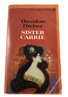 Sister Carrie by Theodore Dreiser 1961  Classics PB Vintage