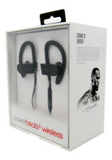 Beats by Dr Dre Powerbeats3 In-Ear Wireless Headphones Black New In Retail OEM