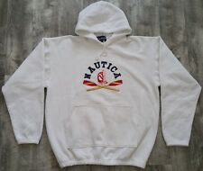 Vintage Nautica Embroidered Hoodie size XL