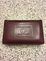 Vintage Northwest Orient Airlines First Class Toiletry Vinyl Container. Free SnH