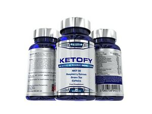 Ketofy | NEW Ketone Supplement for Training Strength | Ketogenic Weight Loss